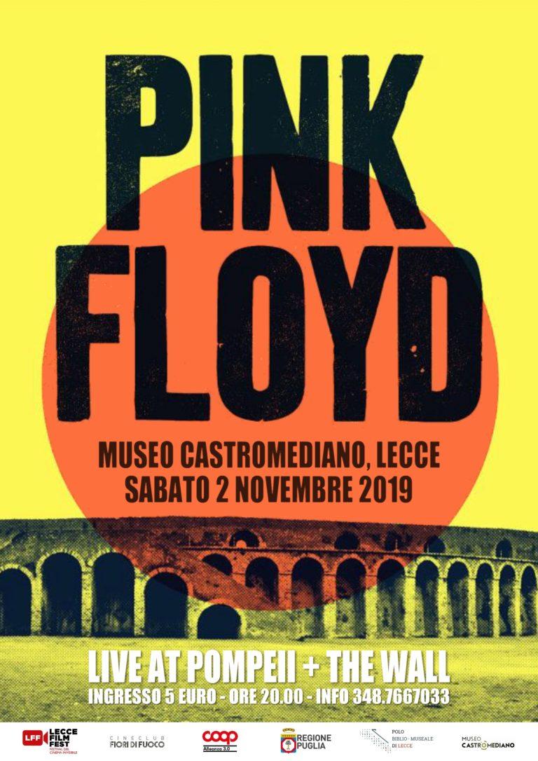 PINK FLOYD CINEMA AL MUSEO