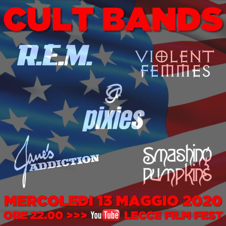 CULT BANDS USA 13 giugno YOUTUBE